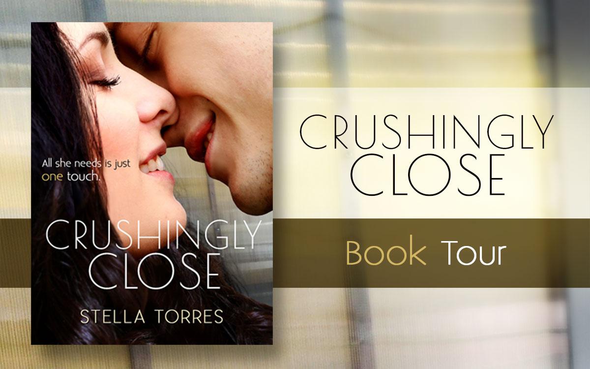Crushingly Close Book Tour