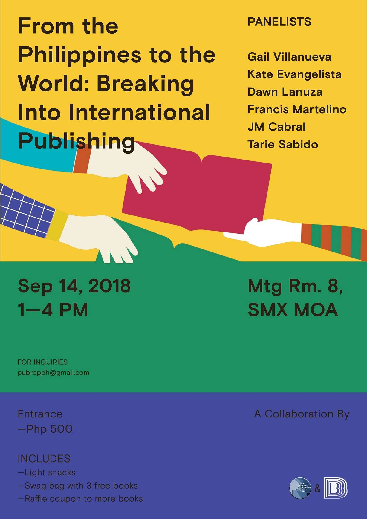 From the Philippines to the World: Breaking Into International Publishing