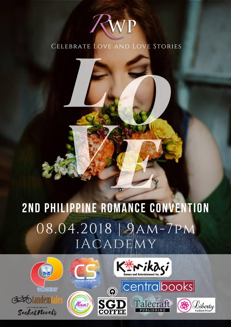 Philippine Romance Convention 2018
