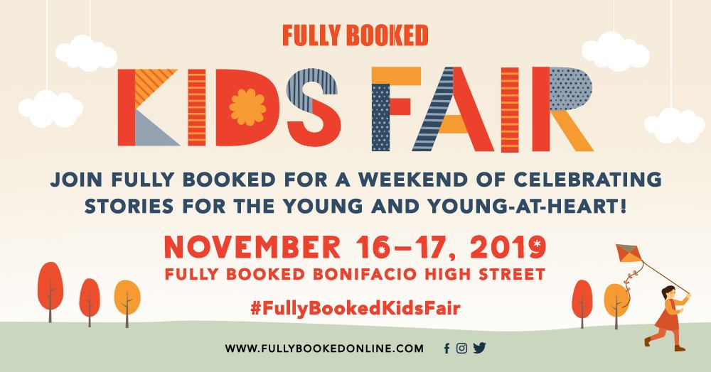 Fully Booked Kids Fair 2019